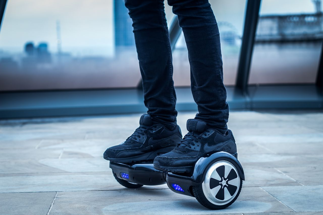 Hoverboard-safety problems