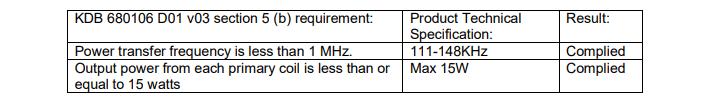 Huawei- 15W wireless-details
