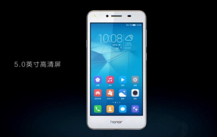 Huawei- Honor 5 Play