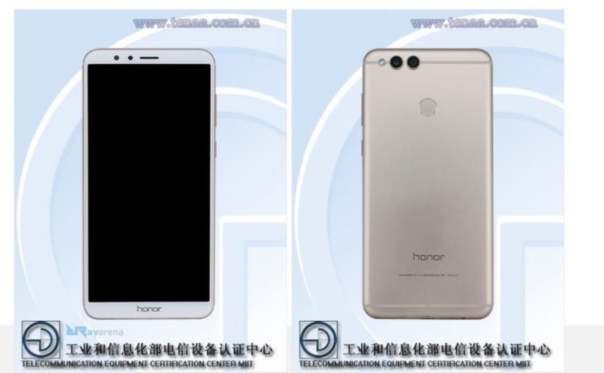 قائمة TENAA تكشف مواصفات هاتف هواوي Honor V10