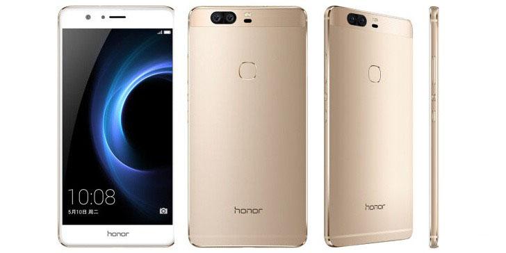 Huawei-Honor -V8