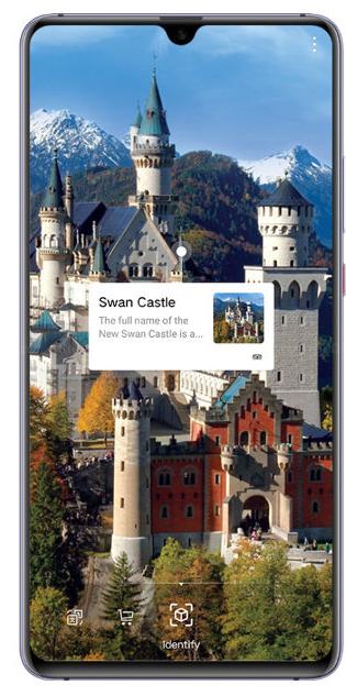 هاتف هواوي Mate 20 X المميز يأتي بشاشة 7.2 إنش