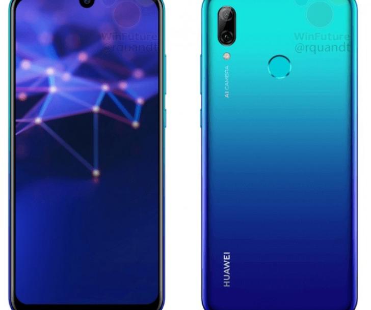 Huawei- P Smart 2019- leaks