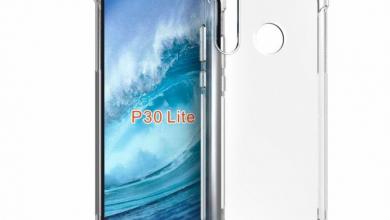 Huawei P30 Lite case leak
