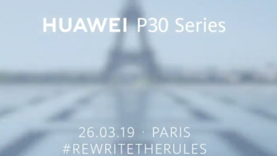 Huawei-P30-announcement-event-is-March-26