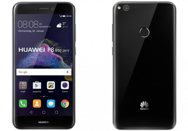 Huawei -P8 Lite