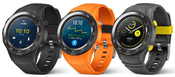 Huawei Watch 2-color