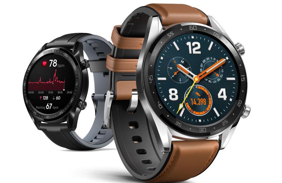 هواوي تكشف عن ساعة Watch GT وسوارة Band 3 Pro