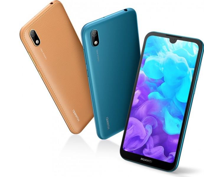 هواوي تعلن رسميا عن هاتف Y5 2019 منخفض التكلفة
