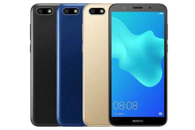 هوواي تكشف عن هاتف Y5 Prime نسخة 2018