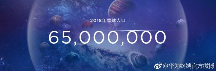 Huawei -announces -65 million -sold -nova smartphones