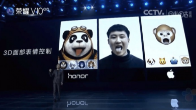 Huawei unveils competing FaceID and Animoji tech
