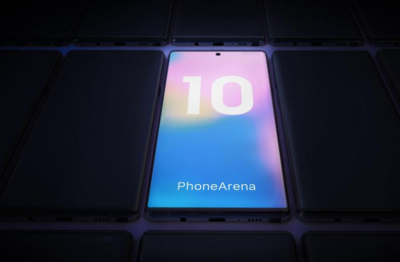 تسريبات تشير إلى تغيير سامسونج موقع ثقب الشاشة في هواتف Galaxy Note 10