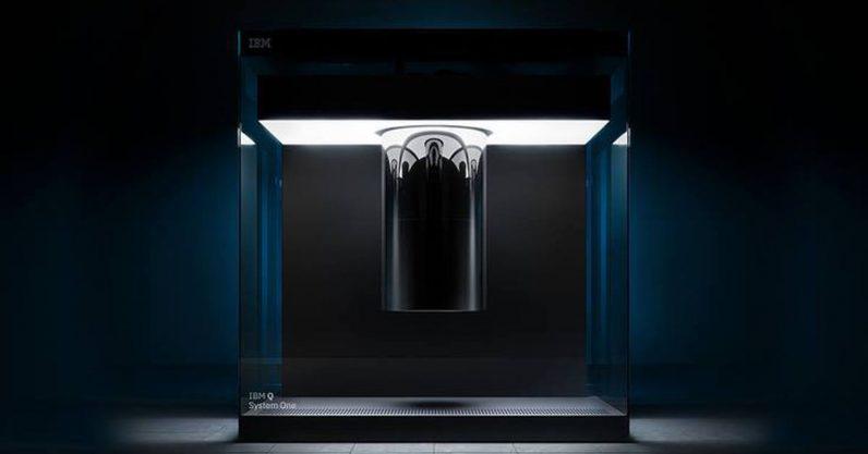 IBM System One quantum