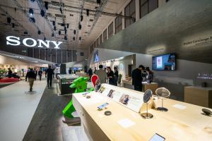 IFA 2018 Sony Stand 1