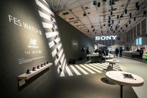 IFA 2018 Sony Stand 2