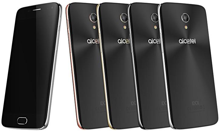 هاتف Alcatel Idol 5S يأتي برقاقة Helio P20 وذاكرة 3GB