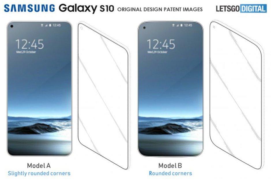 Infinity-O-display-panel-leak-Samsungs-S10-design-