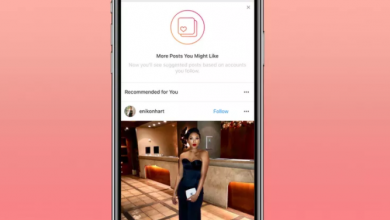 Instagram is now adding recommended posts into your feed