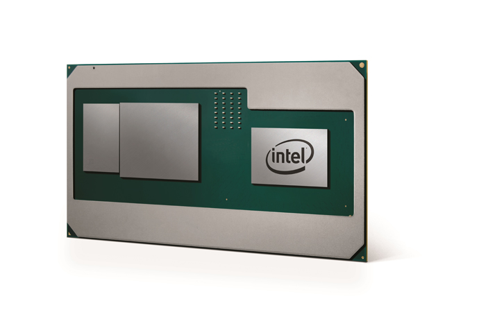 Intel introduces a new product in the 8th Gen Intel Core process