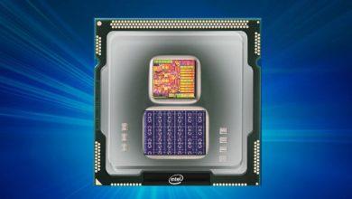 Intel Loihi test chip
