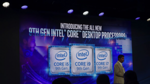 Intel announces - Core i9