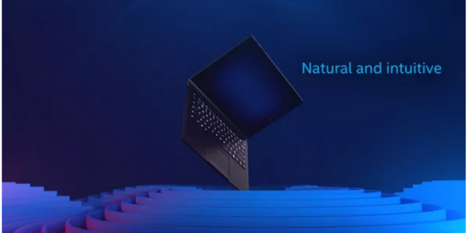Intel has a mysterious black Surface Book in its new processor video