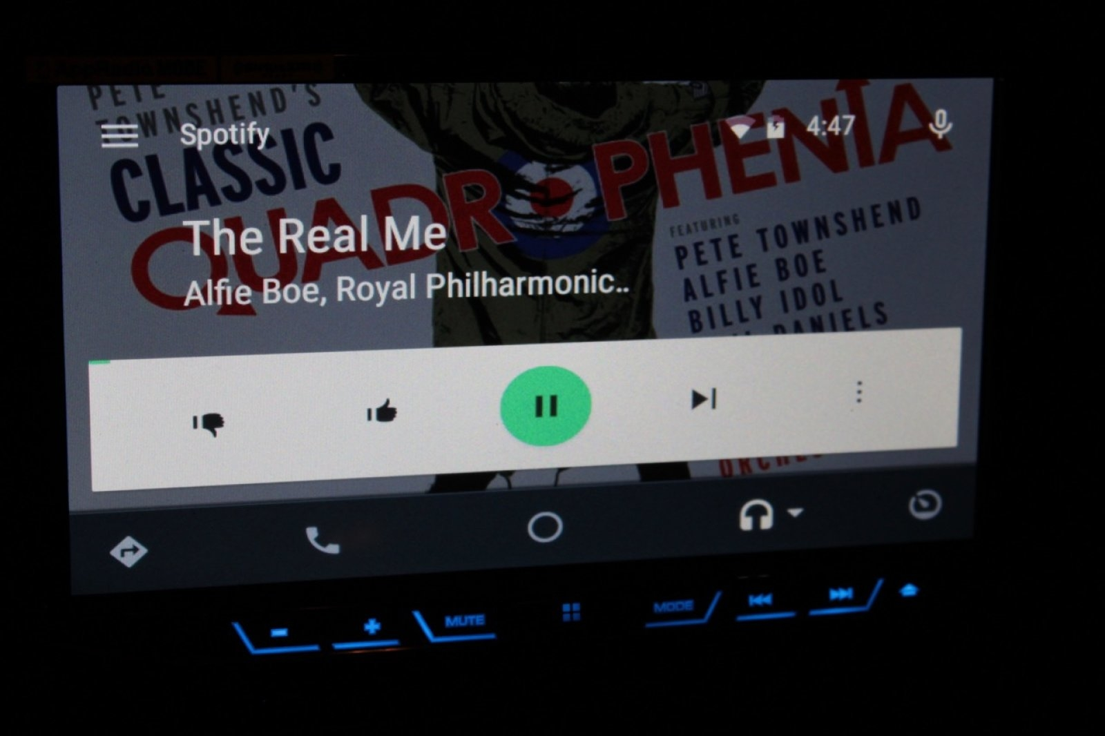 Kenwood will be one of the first to offer wireless Android Auto