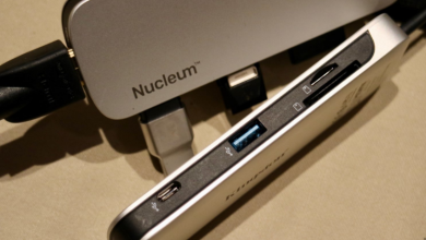 Kingston's 7-in-1 USB-C hub