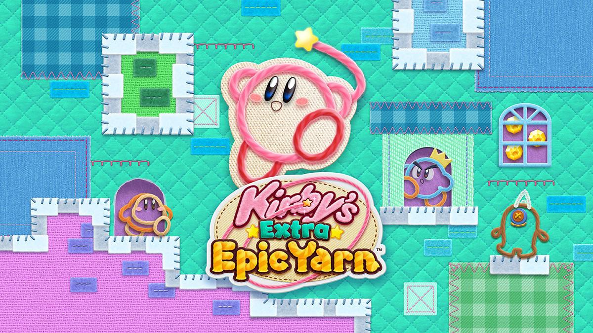 Kirby- Extra Epic Yarn