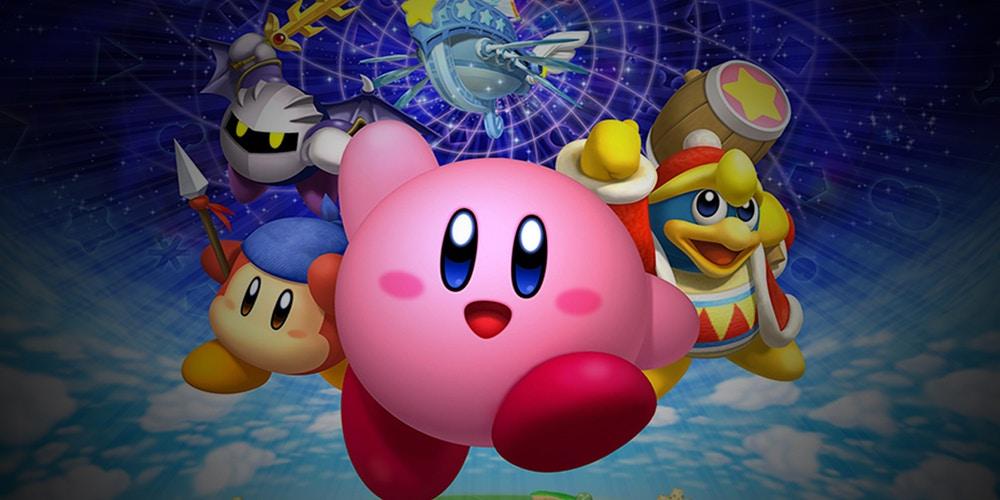 Kirby-Nintendo