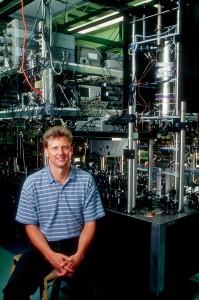 Kurt Gibble- rubidium- atomic clock