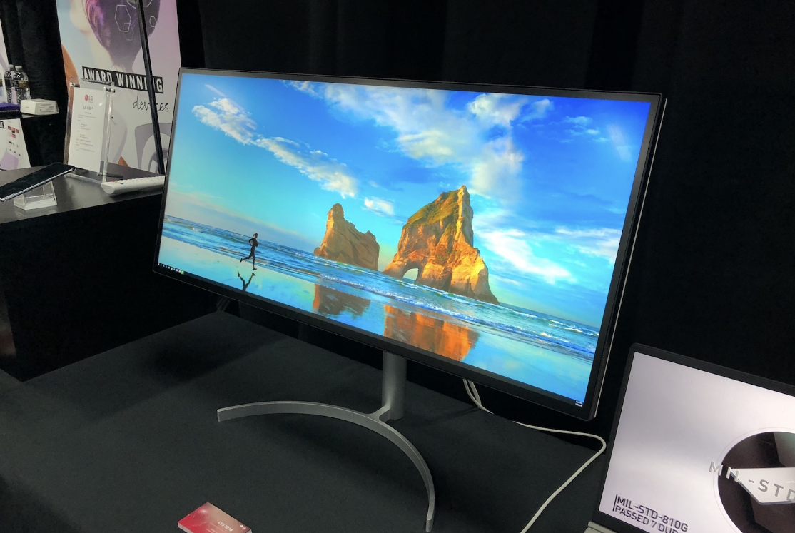 LG 34-inch 5K UltraWide Monitor