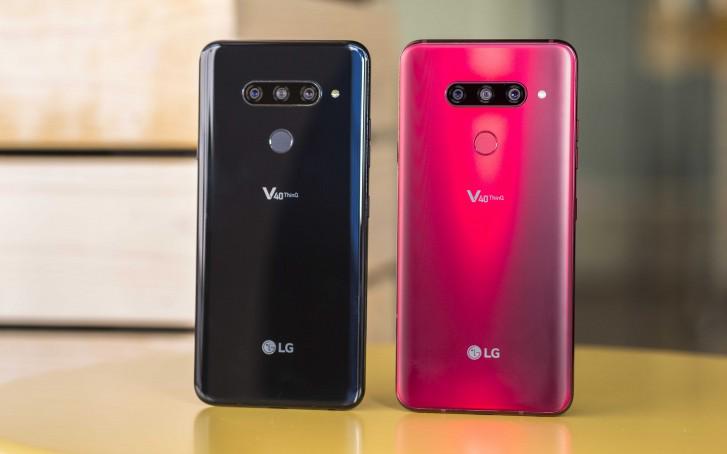 LG تستعد لدفع تحديث Android Pie لأربعة من هواتفها الذكية في شهر يونيو