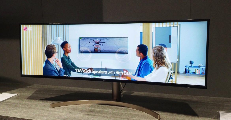 LG- 49-inch- ultrawide monitor