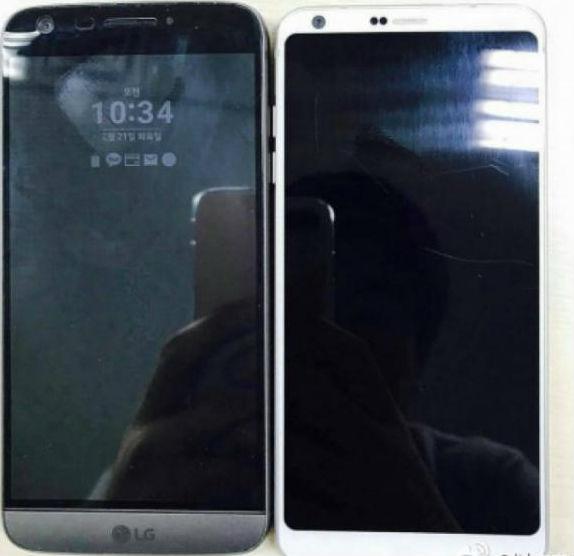 LG G6-&-G5