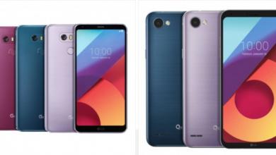 LG G6-LG Q6