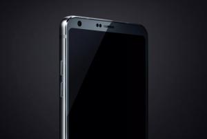LG G6-display