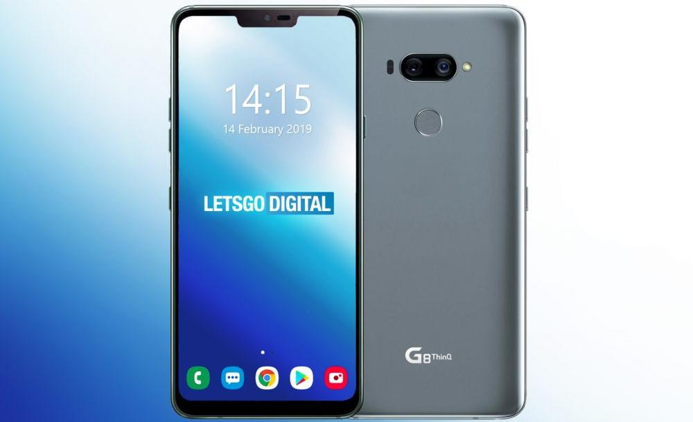 LG تستعد لإضافة إصدار G8s ThinQ إلى مجموعة G8