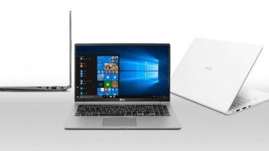 LG New Gram Laptops