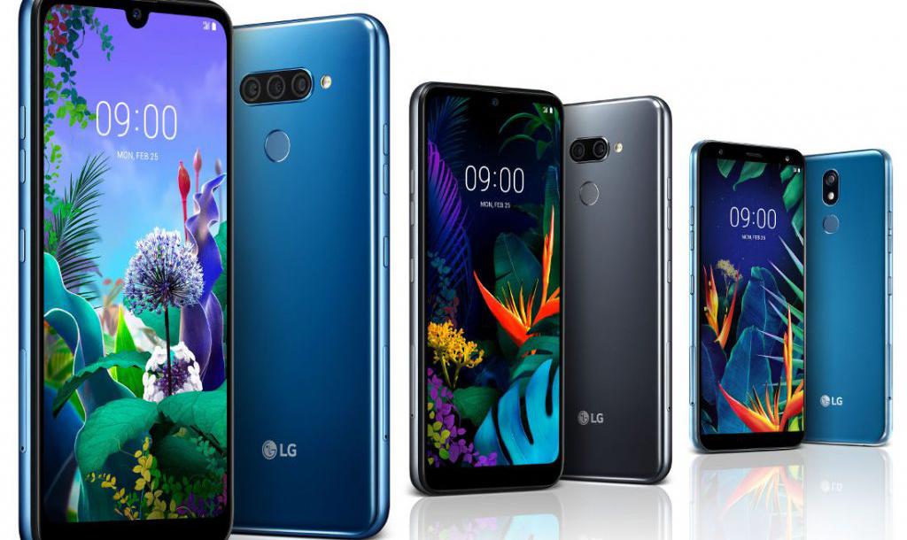 LG تعلن رسميا عن هواتف LG Q60 وK50 وأيضا K40