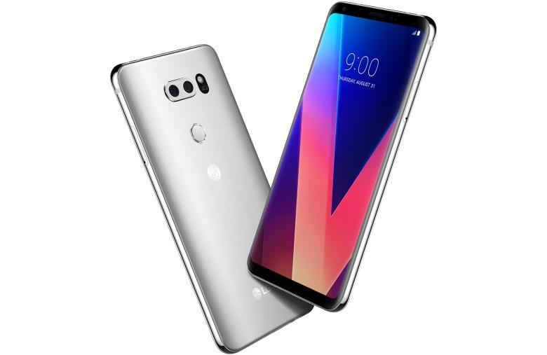 تقرير: LG قد تعلن عن نسخة محسنة من هاتف V30 بدلًا من G7 في مؤتمر MWC 2018