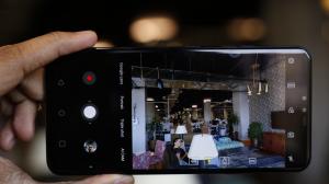 LG V40 ThinQ-camera