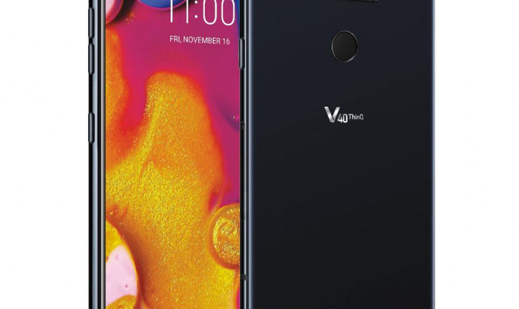 صور ومواصفات هاتف LG V40 ThinQ قبل الإعلان الرسمي