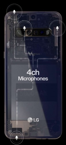 تسريبات هاتف LG V60 ThinQ الجديد