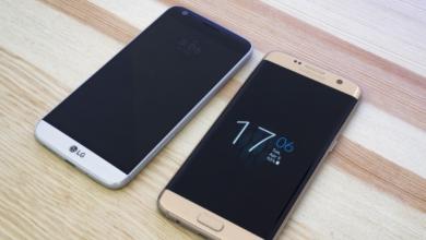 LG and Samsung