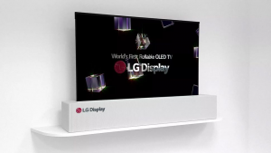 LG- roll-out OLED TV