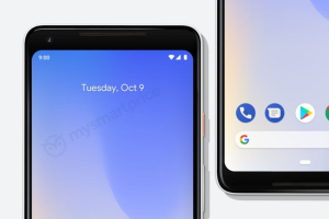 Latest Pixel 3 leak