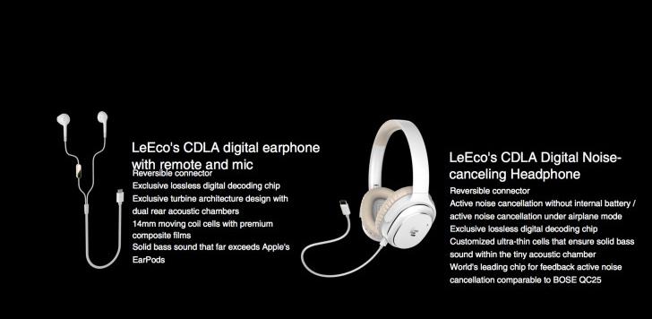 LeEco- headphones