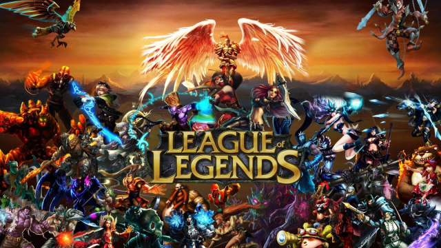League of Legends -game